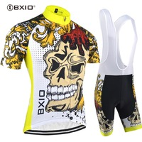 BXIO Cycling Jersey Sets Professional Team Bike Cycle Clothing Outdoor Sport 2019 Hot Selling Jerseys Maillot Ciclismo 074