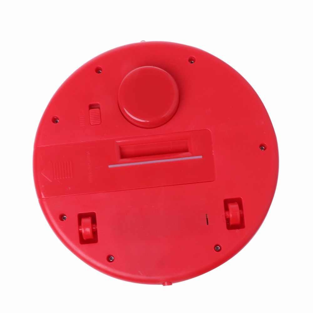SKYMEN энергосберегающий мини беспроводной 5 Вт USB Автоматический USB Перезаряжаемый умный робот Вакуумный Швабра для мытья полов подметания всасывания