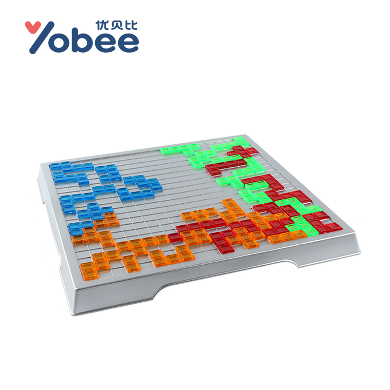 Yobee Puzzle Blokus Board Game Party Games for Children Kids Toys Family Game Multi player Chess Toy Set fast free ship for gameduino for arduino game vga game development board fpga with serial port verilog code