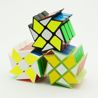 Strange Shape Magic Cube Creative Stress Reliever Cube Puzzle Education Toy