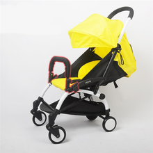 Stroller Armrest Rotary Bumper Bar suitable for Baby YOYA Stroller Yuya Cart Accessories Baby carriage wheelchairs Poussette
