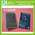 Free shipping 1PCS LCD module Pi TFT 3.5 inch (320*480) Touchscreen Display Module TFT for Raspberry Pi