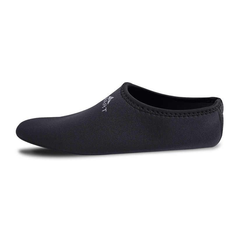 Ultralight neopren çorap tüplü dalış ayakkabı erkekler/kadınlar yüzme sörf aksesuarları kaymaz katı renkler 2018 DEO