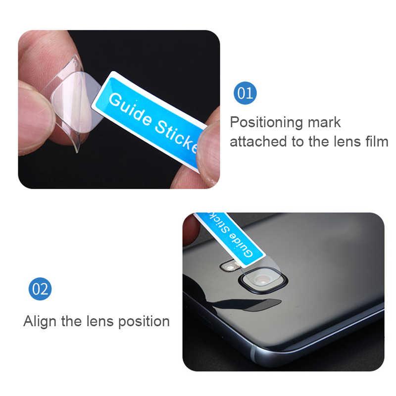 الهاتف حامي عدسة ل Xiaomi PocophoneF1 5X 6X A1 A2 Mi8 5 S زائد 9 H الزجاج المقسى ل الهاتف كاميرا redmi ملاحظة 5Pro S2