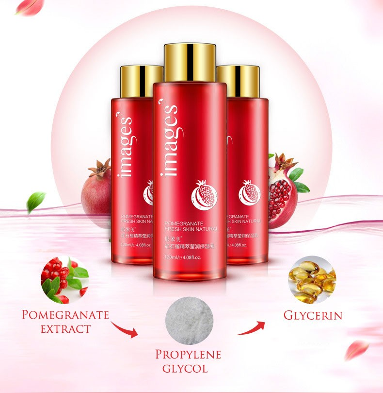 Beauty & Health Face Omy Lady Images Red Pomegranate Whitening Moisturizing Essence Lotion Plant Protect Deep Wet Refresh White Mild Skin Care Gel