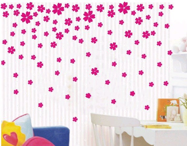 online shop new! happy full house pvc living room,bedroom wall