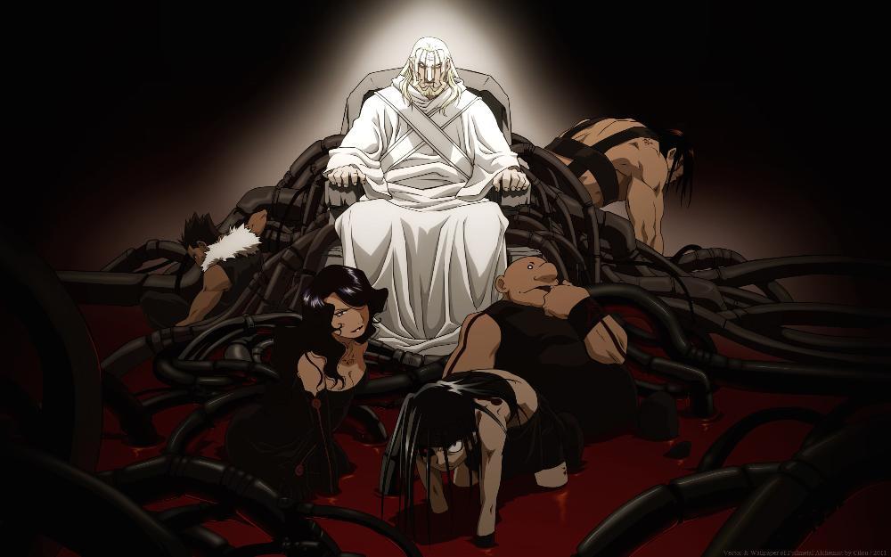 Fullmetal Alchemist Anime Art Canvas Poster Art Prints 8X12 12x18 inch