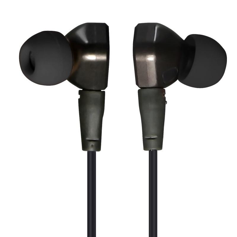 Original KZ IE80/KZ-IE80/Ie800 Super Bass DIY Metal Earphone 3.5mm In Ear Earbuds Earphones Hifi Stereo IE-80 IE 80 Fone