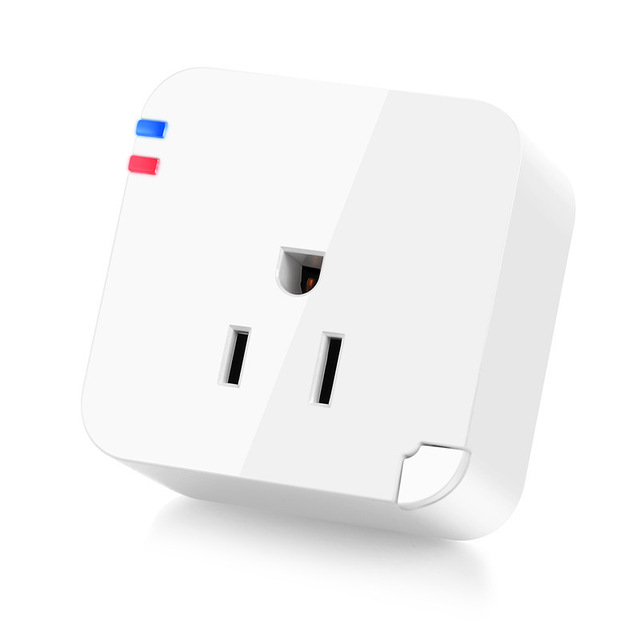 ФОТО Remote APP Wifi smart US plug for Iphone Ipad Android Smartphone socket Wireless Switch Smart socket wifi socket timing control