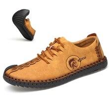 CAMTOO/новая обувь; мужские лоферы; Мягкие Мокасины; высококачественные Кожаные слипоны; модная обувь для вождения; мужские ботинки на плоской подошве; размеры 38-48