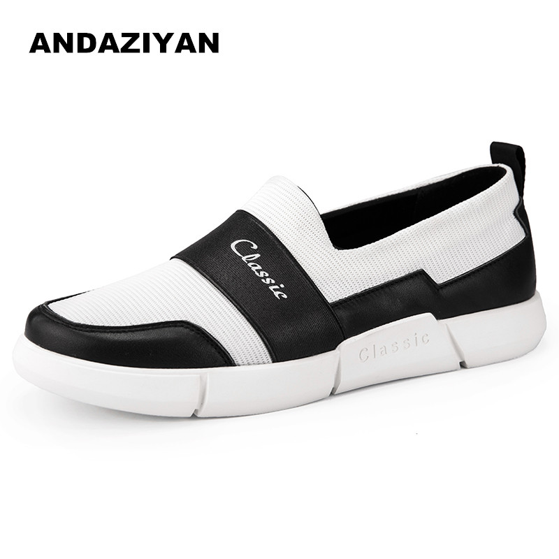 Men's Casual Shoes One-legged Foot Casual Shoes Men New Varieties Are Introduced One After Another Men's Shoes
