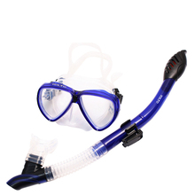 2016 New Professional adult snorkel mask Diving Mask Swimming Fishing Pool Equipment diving for gopro set