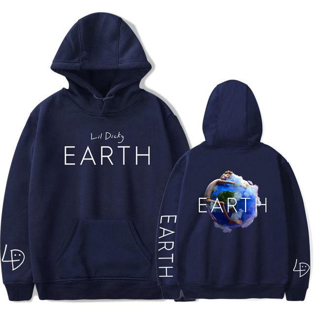 LIL DICKY EARTH HOODIE (25 VARIAN)