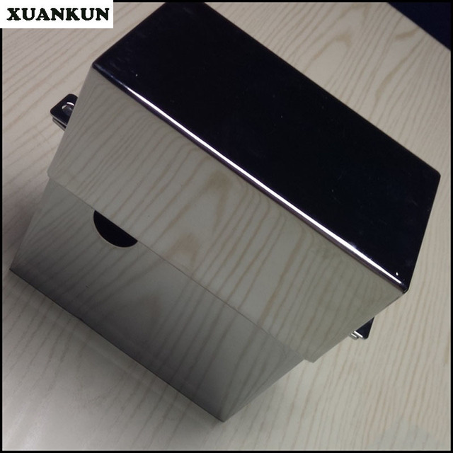 Field Full Size Battery Box : Xuankun cafe racer vintage motorcycle old school battery