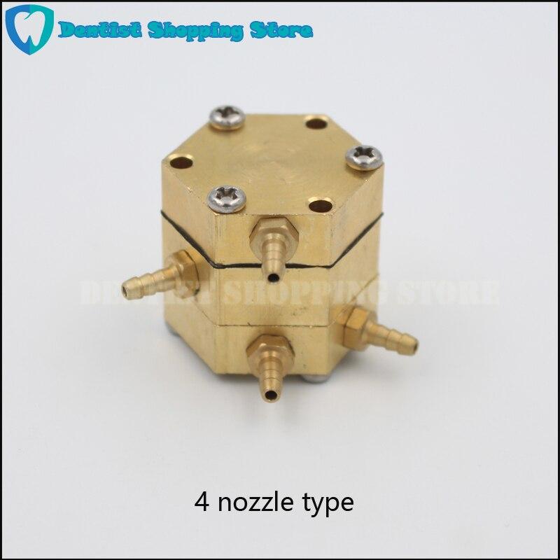 Dental Single Air Switch Pressure Water Valve Dental Unit Spare Parts