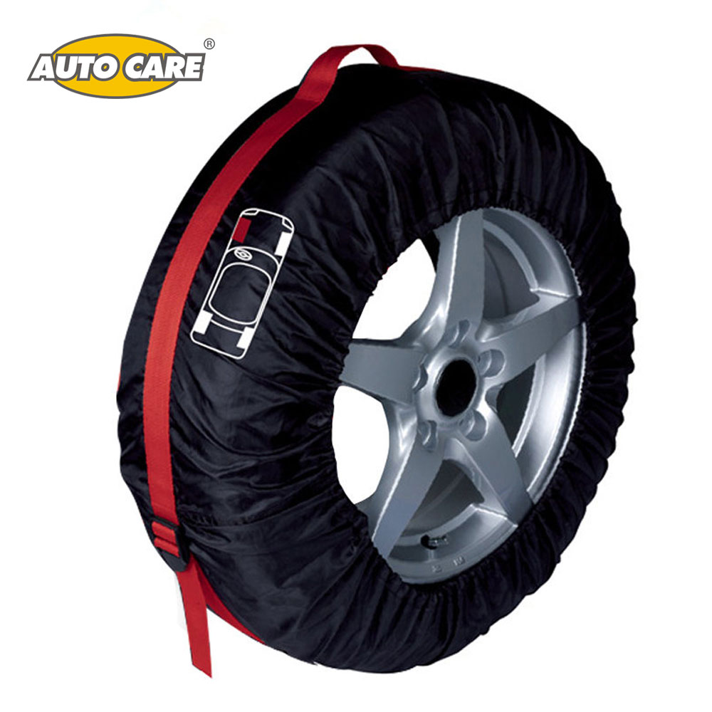 AutoCare Spare Tyre Cover Small and Large Size fit differents