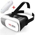 VR BOX II Шлем Захватывающие 3D VR Виртуальная Реальность Очки Гарнитура Для 4-6 Дюймов Смартфон