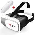 VR BOX II Virtual Reality Helmet Immersive 3D VR Glasses Headset For 4 - 6 Inch Smart Phone