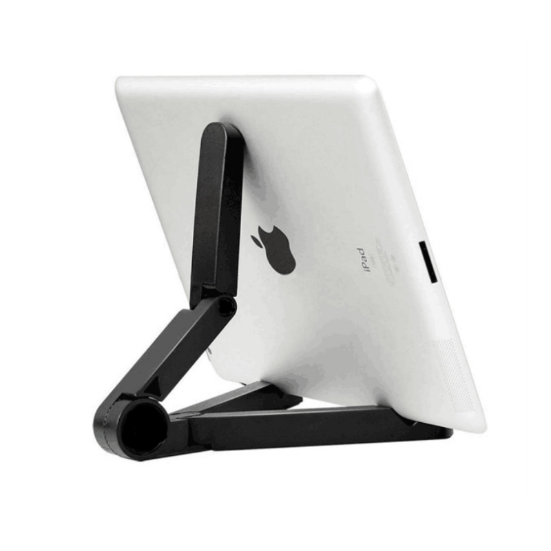 Foldable Tablet Stand Adjustable Universal 7~10 Inch Tablet Holder Folding Portable Pocket Support Holder for Tablet iPad HY01