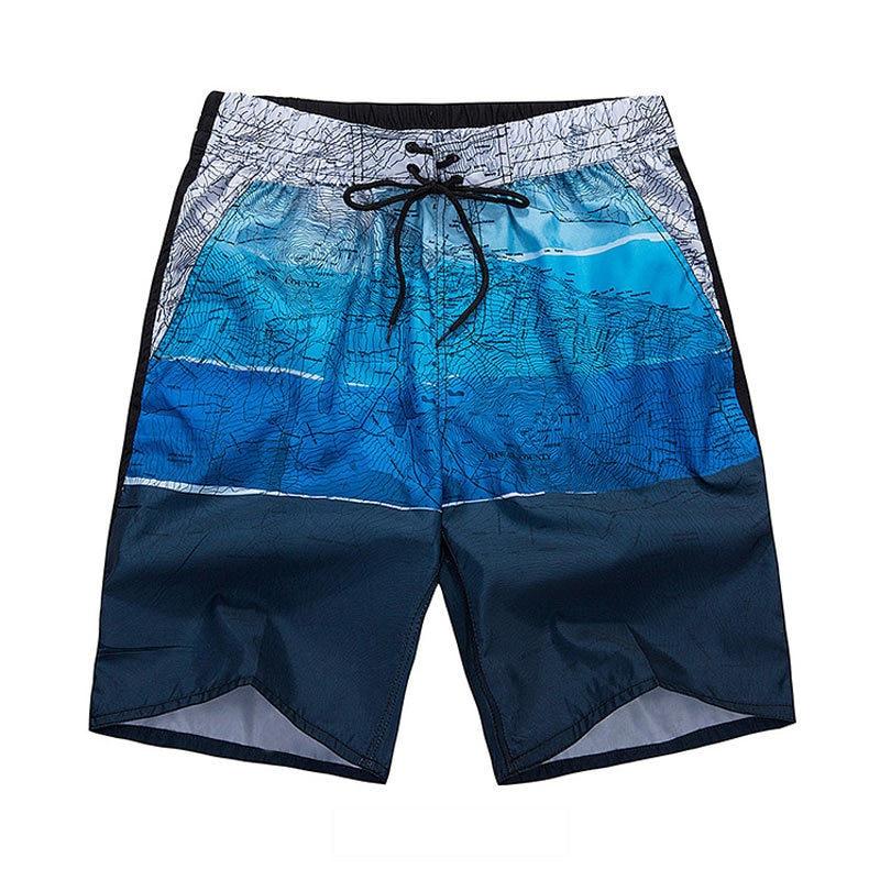 JINXIUSHIRT Men Beach Shorts Surf Boardshorts Quick Drying Swimwear Swimsuit Swimming Boxer Trunks Sports Running Bottoms New цена