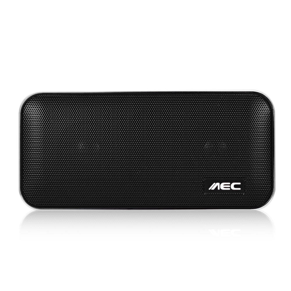AEC BT-205 Portable Bluetooth Speaker Mini Wireless Stereo Speaker Music Loudspeaker with Built-in Microphone Support TF Card havit® hv m6 wireless bluetooth 4 0 nfc sports speaker with built in microphone support tf card 3 5mm audio external connect up to 6 hours music playing easter day special page 7