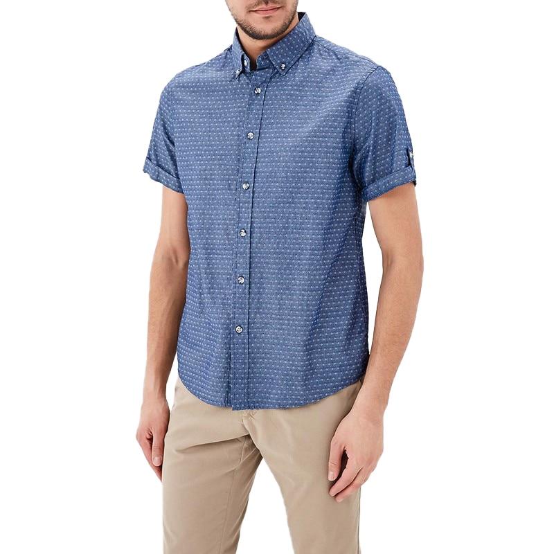 Shirts MODIS M181M00158 shirt for male TmallFS шорты modis modis mo044ebajlm4