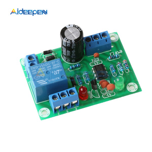 Image 4 - DC 12V 저압 수위 컨트롤러 센서 모듈 DIY 키트 감지 스위치 수위 감지 센서 모듈