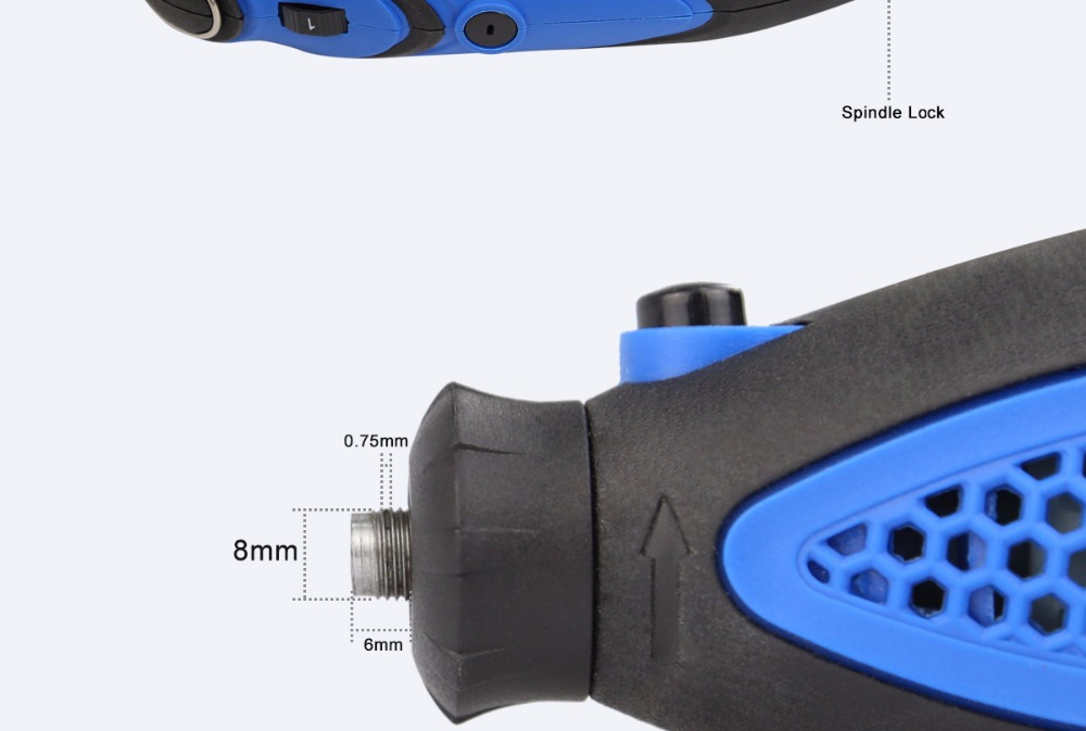 HTB1SRYDRXXXXXbSapXXq6xXFXXXu - DEKO 220V 135W 32000rpm Variable Speed Rotary Tool Dremel Style Electric Mini Drill w/ Flexible Shaft & 2 Sets for Selection