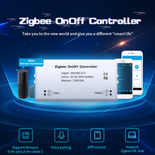 Пульт дистанционного управления, умный переключатель синхронизации, энергосбережение, Совместимость с интеллектуальными вещами, концентратор Wink Hub Zigbee HA Hub
