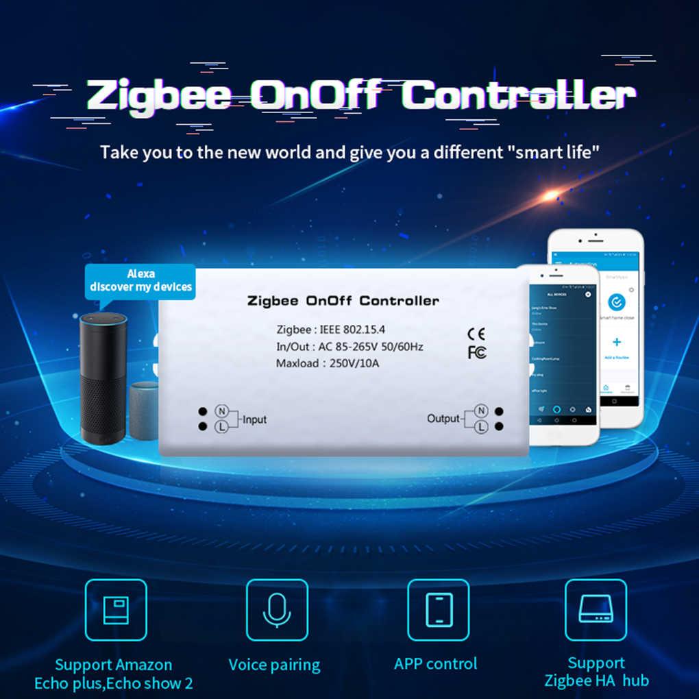 リモート制御スマートスイッチタイミング省エネと互換性スマートものハブウインクハブジグビーhaハブ