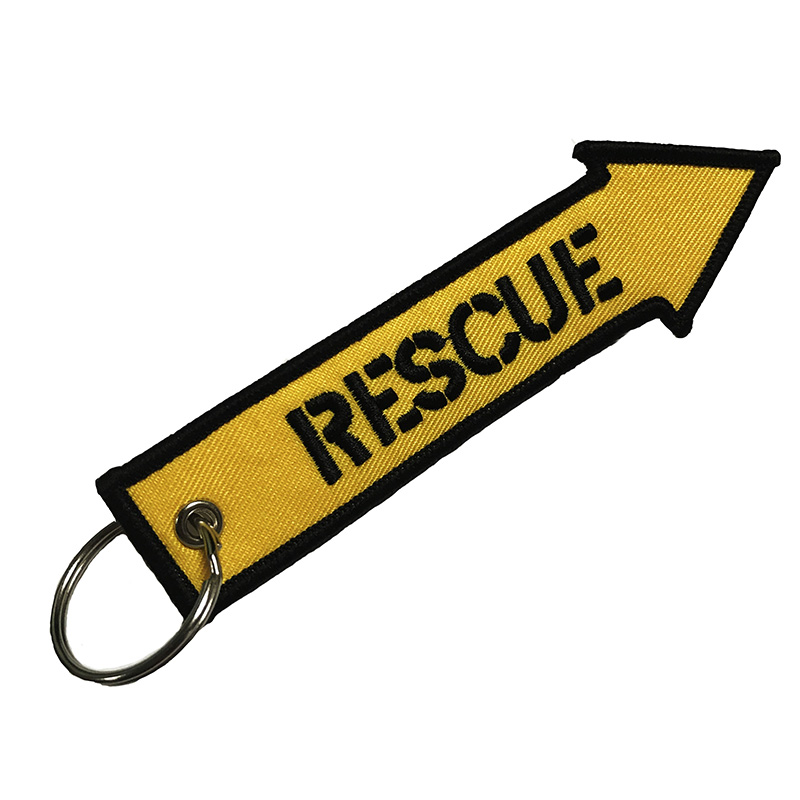 Remove Before Flight Key Chain Chaveiro1