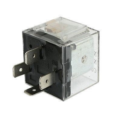 DC 12V Coil 4 Pins 80A SPDT Auto Car Truck Alarm Audio Relay tesys k reversing contactor 3p 3no dc lp2k1201kd lp2 k1201kd 12a 100vdc lp2k1201ld lp2 k1201ld 12a 200vdc coil