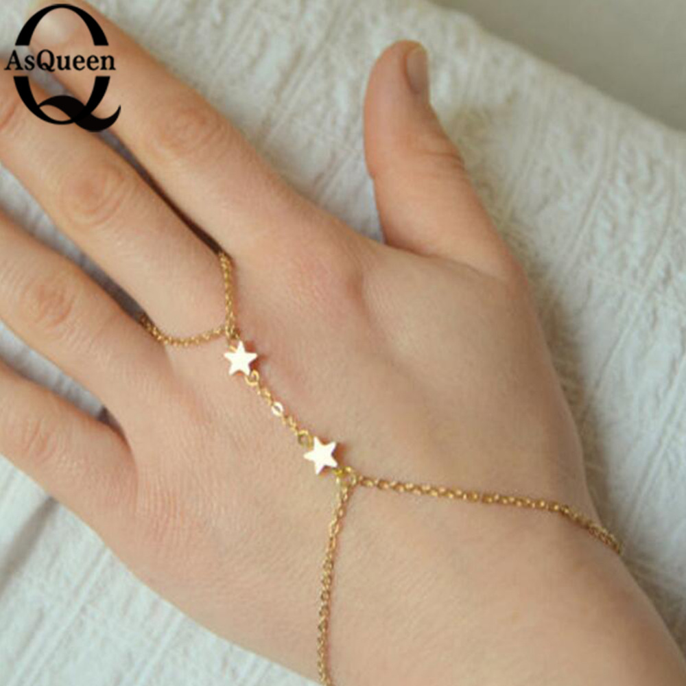 online buy wholesale bracelet ring chain from china