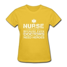 Nurse Heroes T-Shirt for Women