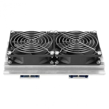 цена на Dc 12V 120W Peltier Air Conditioner Semiconductor Thermoelectric Cooler Peltier Refrigeration Water Cooling Device