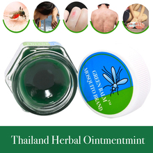 цены Thai Thailand Herbal cream Green Ointmentmint analgesic antipruritic anti-dizziness Buddha itch cream products mosquito