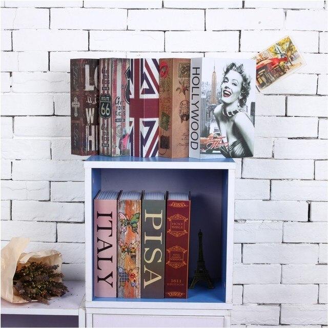 Dictionary Secret Storage Book Money Hidden Safe Cash Jewellery Locker Box  Collection Case Password Piggy Bank