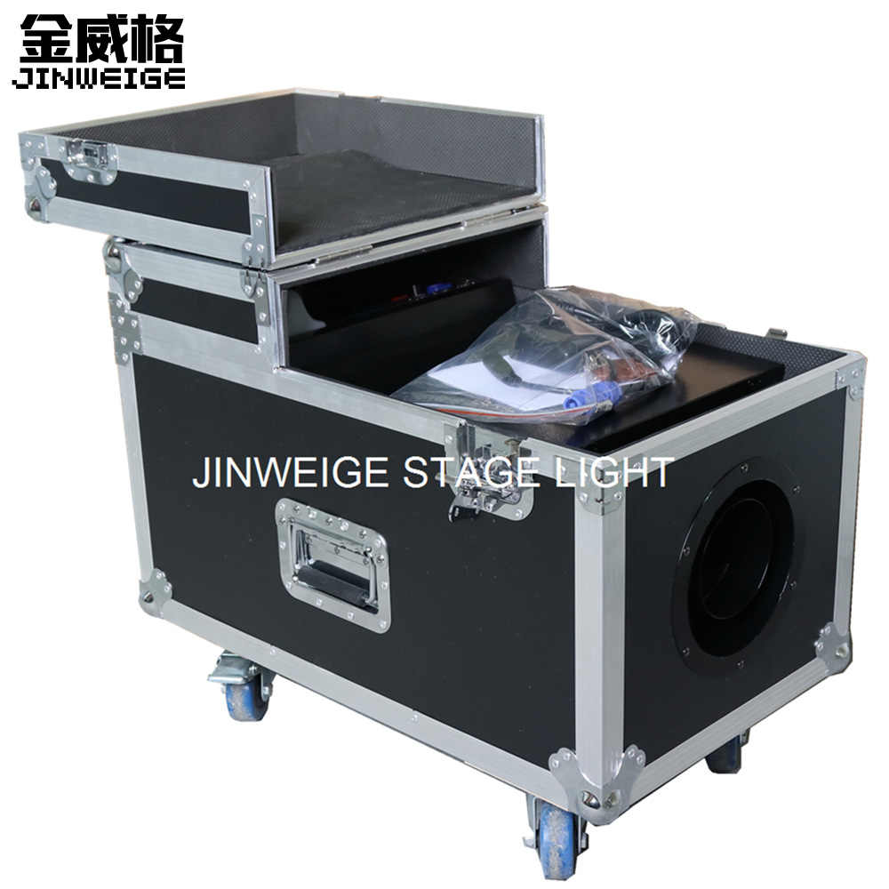 Free Shipping Hot Sale 3000W Water Fog Machine Low Ground Fogger Smoke Machine For Stage Wedding Shows Events