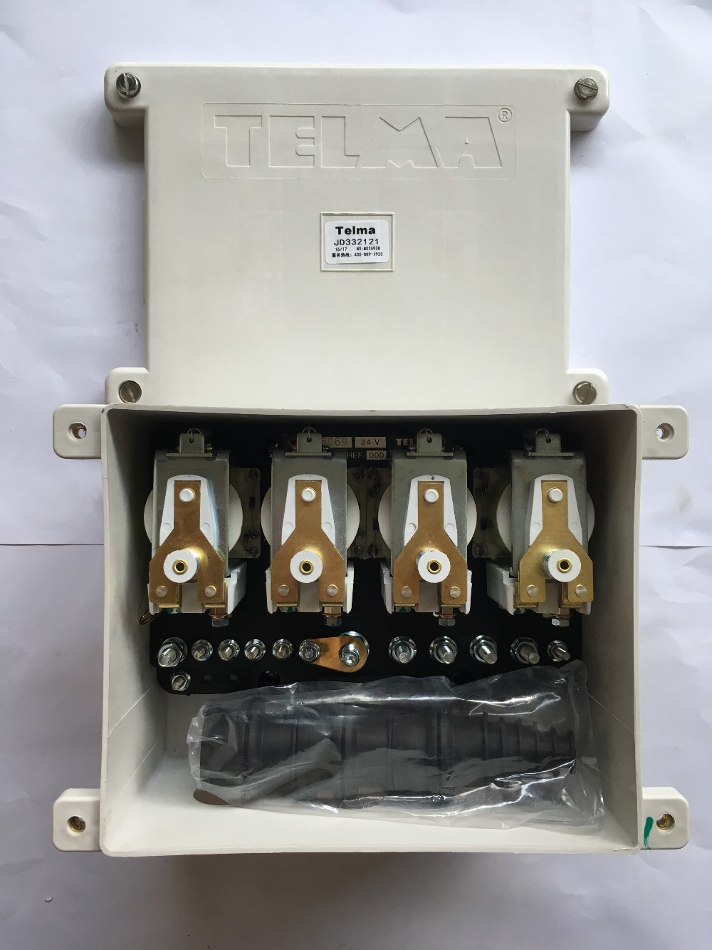 hight resolution of retarder relay jd332121 with four stalls for telma retarder for yutong kinglong zhongtong bus free shipping in sensors switches from automobiles