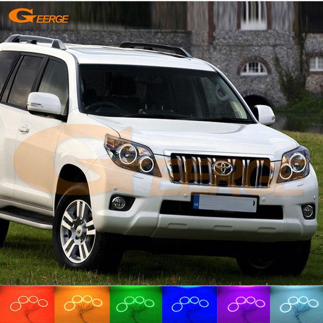 Para Toyota Land Cruiser Prado J150 150 2010 2011 2012 Excelente Multi Cor  Ultra Brilhante