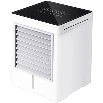Refrigeration air conditioner Mini USB fan Air conditioner family Water cooling humidifier office electric fan Portable fan