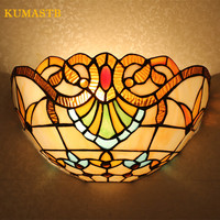 Baroque Wall Light Creative Wall Lamp Home Lighting Bedroom Bedside Luminaire Corridor Stairs Light Fixtures Bar Wall Sconce