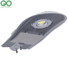 LED 60 W Sokak Işık 12 V 24 V Streetlight COB Yol Lamba sıcak soğuk Doğal beyaz Solar Lamba Bahçe Yolu Parkı Açık işık