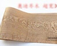 Wide 25 30cm L 1 5Meters Wood Veneer Interior Decoration Veneer
