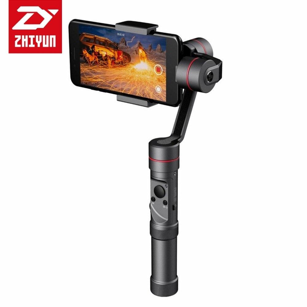 Zhiyun Smooth 3 Zhi Yun Smooth III 3 Axis Handheld Gimbal Stabilizer For IPhone Samsung Maxload