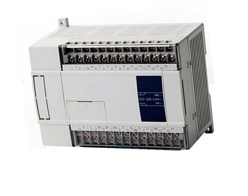 New Original XC-E32YR PLC 32 points output extension modules PLC XC-E32YR-E new original xc e8ad h 14bit 8 ai anti interference plc expansion modules