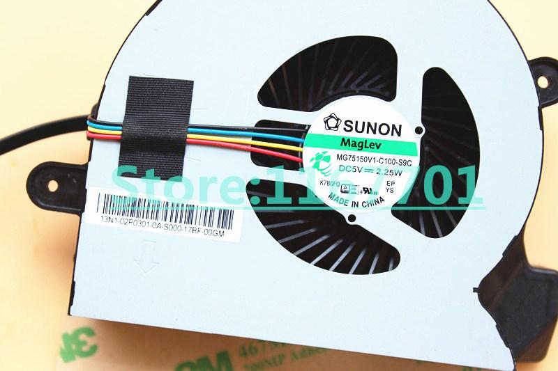 Acer Predator 17 X GX-792 MG75150V1-C100-S9C 13N1-02P0301 _1