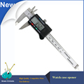 Stainless Steel Watch Repair Tool Vernier Calipers ,High precision Electronic Digital 100mm Watch parts Measureing Tools