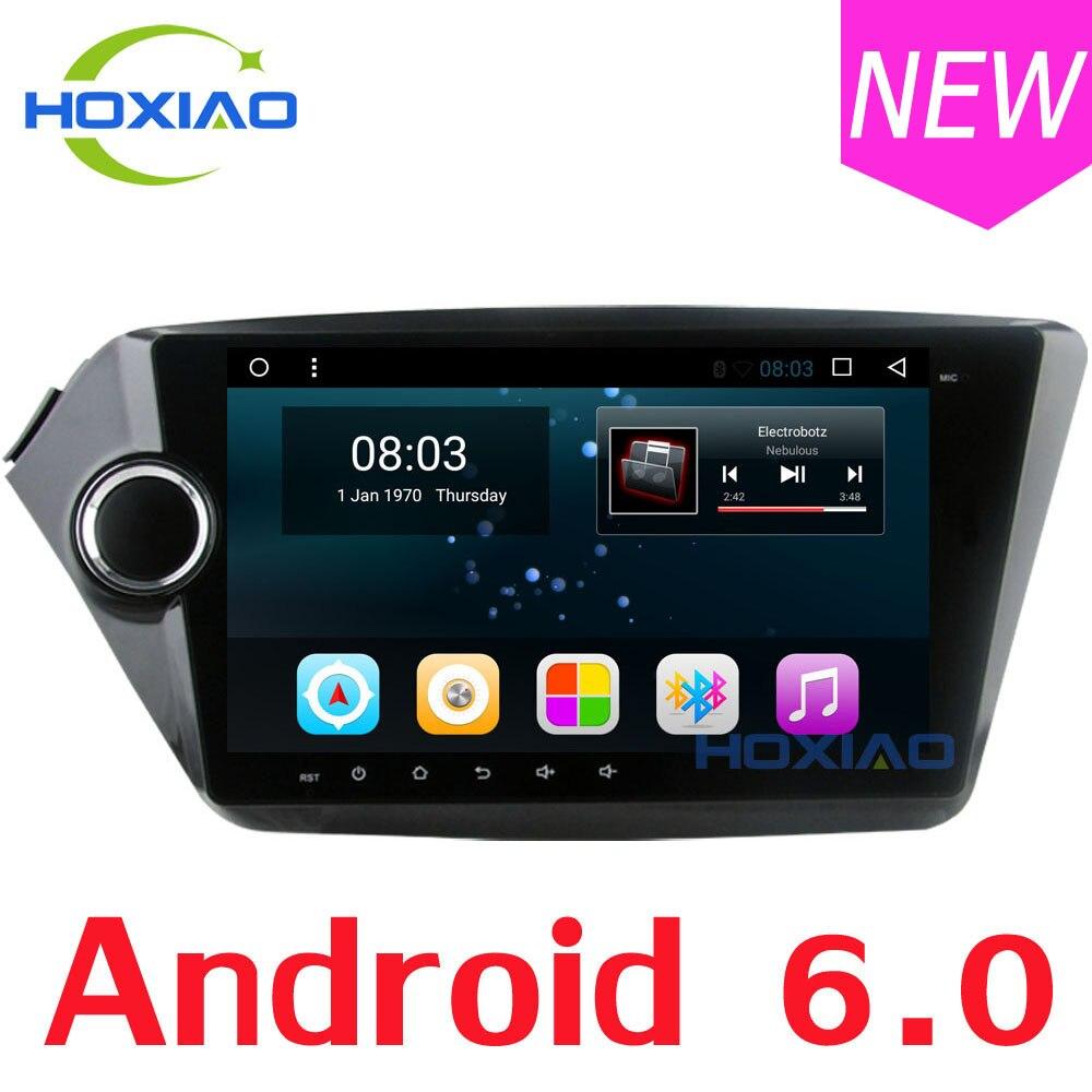"""imágenes para 9 """"2Din Android 6.0 GPS de Navegación para KIA RIO K2 2010 2011 2012 2013 2014 2015 Car Video Player 2 din android car radio"""