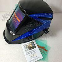 Welding Mask PP Helmet Material big screen Auto Darkening Welding Helmet Grinding Mask